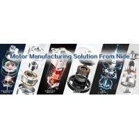 Fully automatic electric motor manufacturing solution