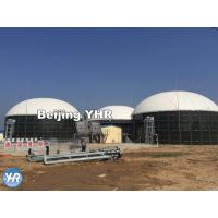 Practical Glass Fused To Steel Tanks 500 KN / Mm Elasticity Special Grade 1 - 14