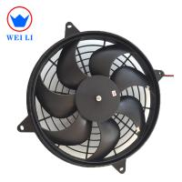 Buy cheap 24V Bus AC Cooling Fans Brush Motor , Condenser Fan For Kinglong Bus from wholesalers