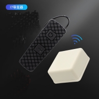 I7 Model Ears Hanging Wireless Tour Guide System RFID Signal Manufactures