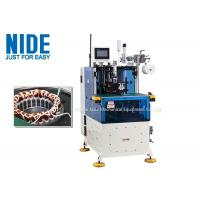 Servo system control two twin needle lacing automatic stator lacer machine Manufactures