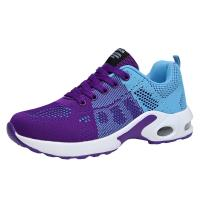 Mesh Upper Lightweight Running Trainers , Anti Slip Running Shoes Size 39-45 Manufactures