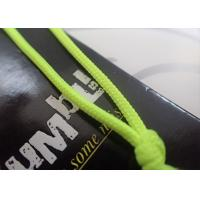 Embossed Printing Logo Paper Garment Hang Tags With String Skin - Friendly Manufactures