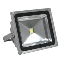 IP65 Aluminium Die Castings , A380 50W Led Flood Light Housing With Lampholder Manufactures