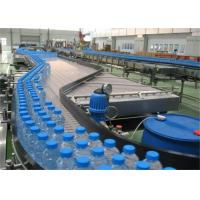 3 in 1 Pet Bottled Mineral Water Production Line 2000 - 4000bph