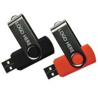 Rolling  Red  / Blue / White Mini  Swivel Usb 32gb  128gb   62 * 16 * 8mm Manufactures