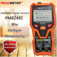 NCV Detection Auto Range Digital Multimeter Multifunctional Stable Performance Manufactures