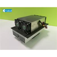 Electrical Thermoelectric Air Conditioner 120W 24V DC Semiconductor Technology Manufactures