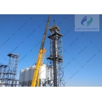 Plate Chain Cement Bucket Elevator Lifting Machine For Coal Manufactures