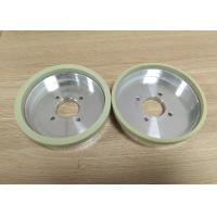 Cup Vitrified Diamond Grinding Wheels , PCD Cutting Tools Vitrified Diamond Wheels Manufactures