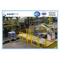 Buy cheap Paper Mill Automatic Palletizing System With Robot Handling 30 M / Min CE from wholesalers