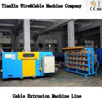 Buy cheap 20mm-200mm Pitch Scope Copper Wire Twisting Machine With Center Wrapping Machine from wholesalers