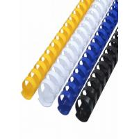"""Yellow 3/8"""" 365 Sheets 50mm PVC Plactic Comb Binding Manufactures"""