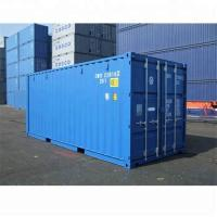 ISO Certified 40ft Lng Storage Tank HC Shipping Container Optional Color Manufactures