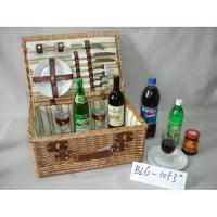 Wicker picnic baskets Manufactures