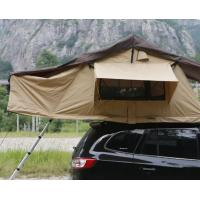 Portability 2-3 Person Large Roof Top Tent High Strength For 4x4 Accessories Manufactures