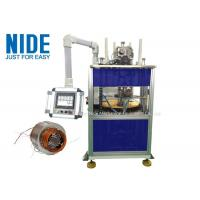Generator Motor Three Working Station stator Coil wire Inserting Machine Manufactures