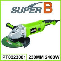 China 230mm 2400W professional angle grinder on sale