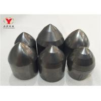 Buy cheap Customizable Mining Tips Cemented Carbide Buttons With Long Life Time from wholesalers