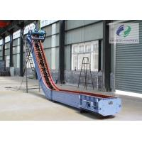 Scraper Submerged Drag Chain Conveyor For Powdery Material Manufactures