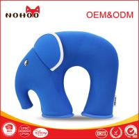 China Lovely Lightweight U Shaped Kids Neck Pillow / Baby Neck Pillow For Travelling on sale