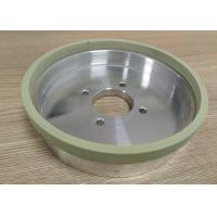50-400mm Vitrified CBN Grinding Wheel For Grinding Sapphire Ceramic Abrasive Block Manufactures