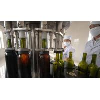 Customized Wine Filling Machine / Wine Bottling Equipment / Wine Bottle Filler Manufactures