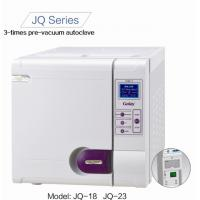 China 18L 23L Class B Vacuum Drying Dental Autoclave Sterilizer With LCD Display on sale