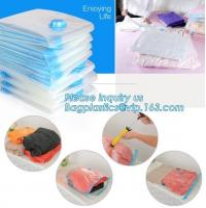 vacuum storage bag set, plastic nylon pe vac bag for travel, K clothes storage bags vacuum, bagplastics, bagease Manufactures