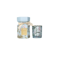 Early Summer Luxury Private Label Glass Scented Jar Candles Manufactures