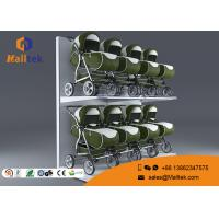 Convenience Store Retail Store Fixtures And Shelving Metal Hook Mesh Type Manufactures