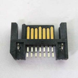 SATA 7pin 90 Degree SMT-Type Manufactures