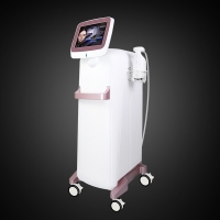 12 Lines 3D 4D 5D HIFU Machine For Skin Tightening Manufactures
