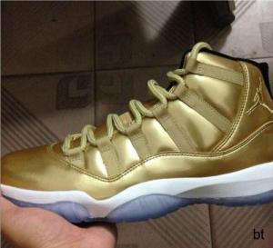koonba.com provide Nike Air Jordan 11 Golden Shoe low price Manufactures
