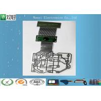 Buy cheap Customized 14 Pin Connector Three layers Two Sides ESD Shield Layer PET Flex from wholesalers