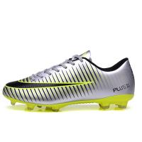 Colorful Lightweight Soccer Shoes Waterproof Upper With SGS Certification Manufactures