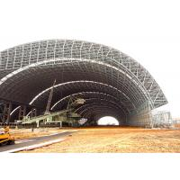 Light Architectural Structural Steel Pipe For Logistics Warehouse Frame Manufactures