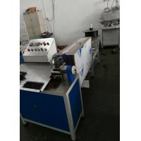 Automatical PVC Plastic Spiral Coil Forming Machine For Notebook Manufactures