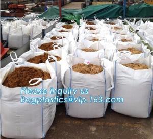Buy cheap woven pp big bulk bag FIBC polypropylene bags,supply pp woven fibc bulk bag big bag for 500kg jumbo bag sling fibc, limi from wholesalers