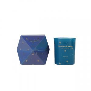 Christmas Gifts Hotel Decoration Glass Jar Luxury Scented Candle Manufactures