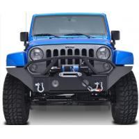 Front Bumper Guard for Jeep Wrangler Manufactures