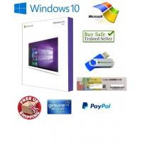 Global Language Windows 10 Retail License , Windows 10 Pro OEM Product Key Manufactures