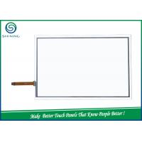Information Equipment F / G 15.1 Inches Touch Screen Panels 2 Layers ODM / OEM Manufactures