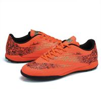 Synthetic Sole Comfy Football Boots , Custom Football Shoes All Seasons Manufactures