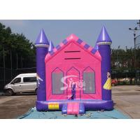 13x13 outdoor kids party Princess Inflatable Bounce House with 18 OZ PVC Tarpaulin Manufactures