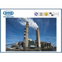 Thermal Power Plant Hot Water Heater CFB Boiler Manufactures
