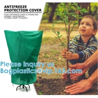 Warm Cover Tree Shrub Plant Protecting Bag Frost Protection Yard Garden Winter Drawstring Mesh Net Garden Plant Cover Manufactures