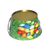 Wholesale easter tin buckets Manufactures