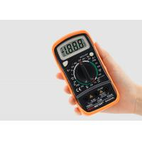 High Precision Handheld Digital Multimeter Diode Test Data Hold Auto Power Off Manufactures