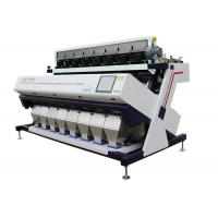 Reject Chalky Wheat Color Sorter Machine Multi Channels In Wheat Flour Milling Line Manufactures